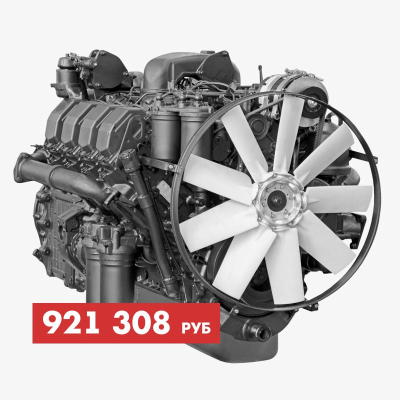 Двигатель ТМЗ 8424.10