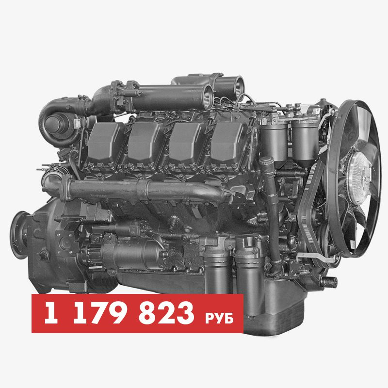 Двигатель ТМЗ 8431.10