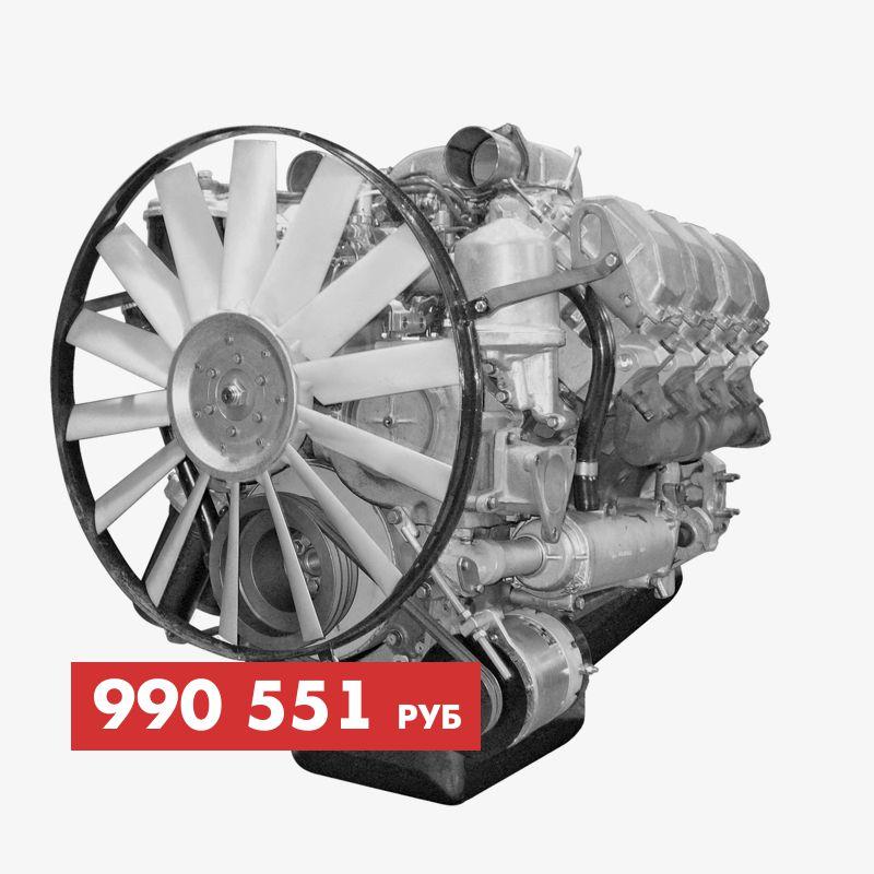 Двигатель ТМЗ 8437.10